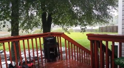 Declarado estado emergencia Carolina Sur inundaciones