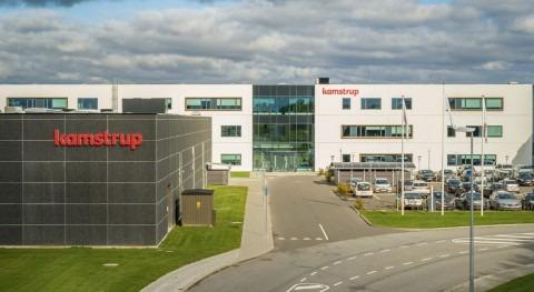Kamstrup presenta sólidos resultados mientras continua alto nivel inversión