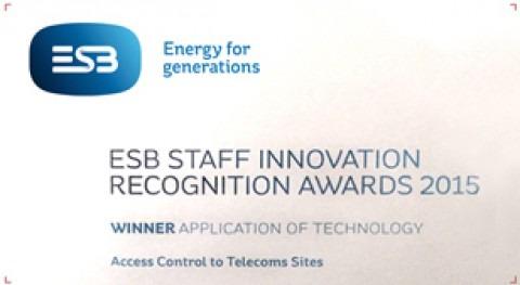 Locken recibe premio innovación Grupo ESB