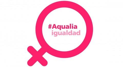 trabajadores Aqualia reivindican Día Internacional Mujer