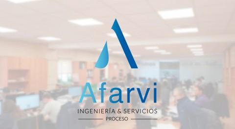 Afarvi presenta nueva imagen corporativa