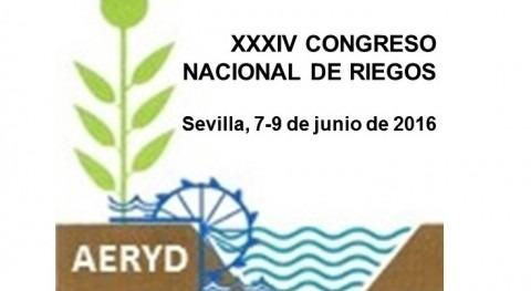 XXXIV Congreso Nacional Riegos, Sevilla-2016