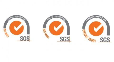 FACSA certifica Sistemas Gestión Calidad, Medio Ambiente y Seguridad Laboral