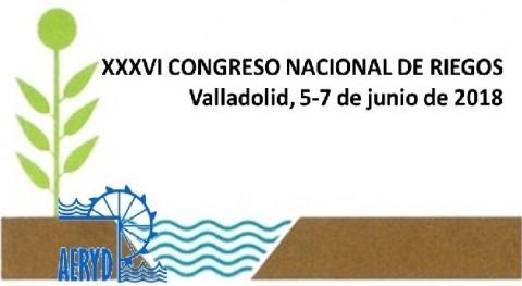 XXXVI Congreso Nacional Riegos