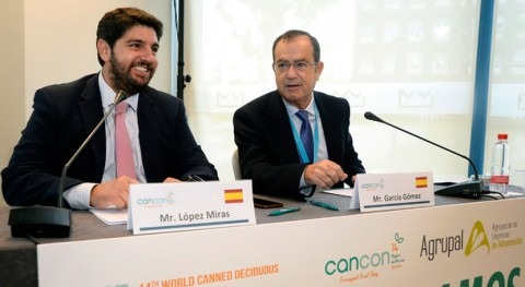"López Miras: "" postura Gobierno trasvase Tajo-Segura es agresión Murcia"""
