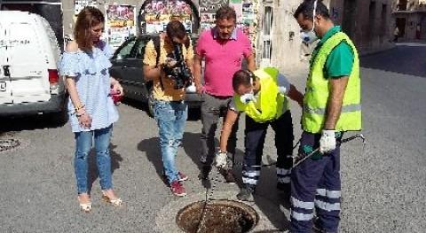 Lorca aplica tratamiento especial 350 kilómetros red alcantarillado