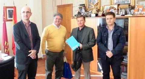 Aqualia premia Tablet pasarse factura electrónica Alcázares