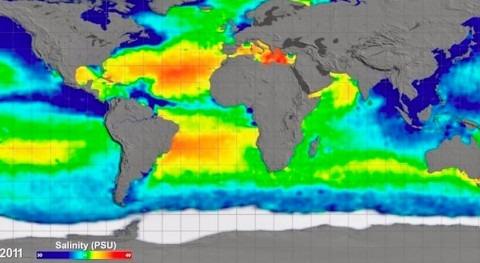 estudio, intensificación ciclo hidrológico ralentiza calentamiento global