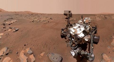 restos antiguo delta confirman que agua fluyó alguna vez Marte