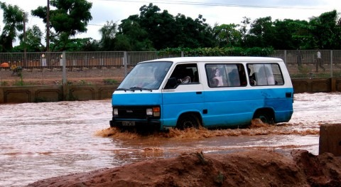lluvias torrenciales dejan 41 muertos Angola