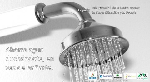 Campaña Día Mundial Sequía