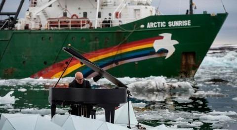 Ártico se derrite: registro anual mínima extensión 2016 es segundo más datado