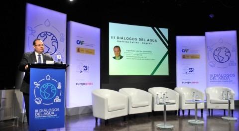 """Luis Carranza: """" agua es fundamental estrategia desarrollo largo plazo"""""""
