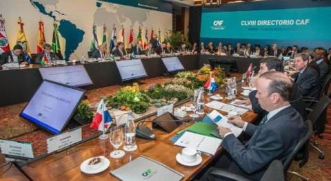 Luis Carranza Ugarte, nuevo presidente ejecutivo CAF período abril 2017-marzo 2022