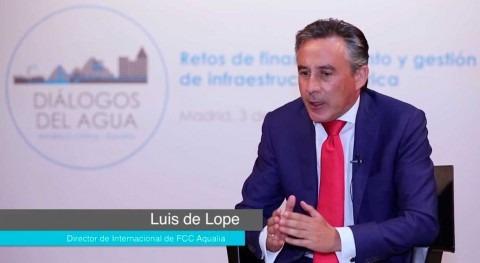 """"""" Diálogos Agua permiten tener visión stakeholders dentro mundo agua"""""""