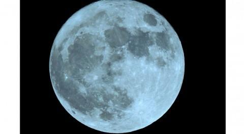 NASA descubre moléculas agua moviéndose superficie lunar