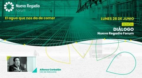 Hidroconta comparte Nuevo Regadío Forum apuesta soluciones tecnológicas regadío