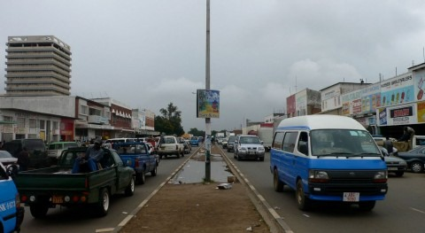 Comienza capital Zambia mayor campaña vacunación cólera mundo