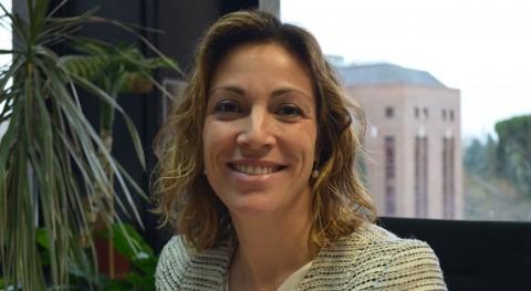 """LydiaSáez: """"Es imprescindible trabajar indicadores economía circular sector agua"""""""