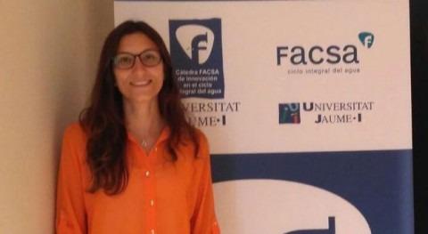 Lyvia Mendes, investigadora premiada Universitat Jaume I Castellón