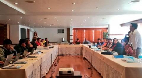Técnicos 11 países evalúan Bolivia abastecimiento agua potable y saneamiento básico