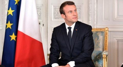 """Emmanuel Macron: """" mundo está perdiendo batalla cambio climático"""""""
