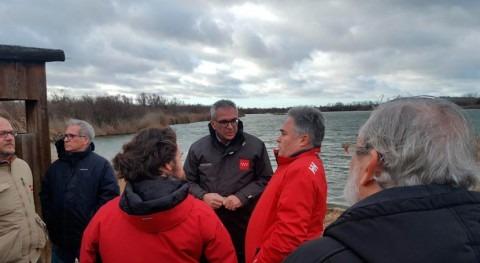 Gobierno regional ultima Plan Actuación Humedales Comunidad Madrid