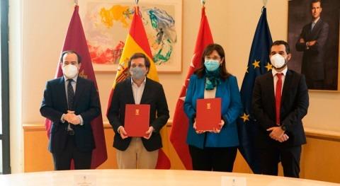 Todas aguas pluviales y residuales Pozuelo Alarcón serán depuradas Madrid