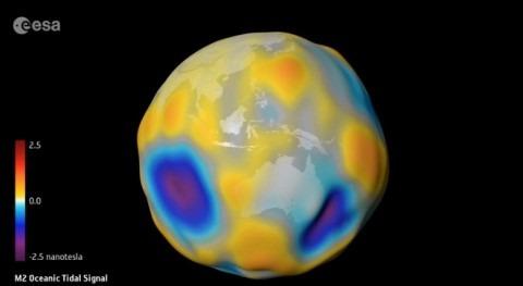 misión SWAN estudia esquivo magnetismo oceánico