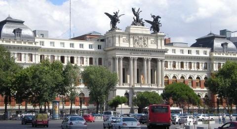 Fachada del MAGRAMA (Wikipedia/CC).