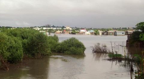 Fallecen trece personas causa lluvias torrenciales Madagascar