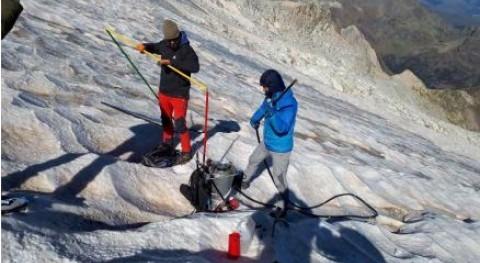 29 años estudio balance anual glaciar Maladeta, Huesca