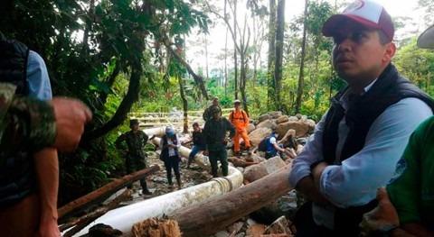 Colombia asegura que población Mocoa pronto tendrá restablecido servicio agua potable