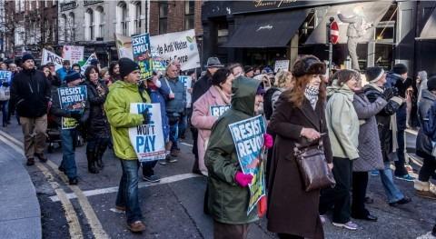Imagen de las protestas (Fuente: William Murphy en flickr/CC)