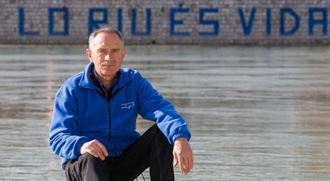 """""""Hay intereses negocio detrás trasvases"""". Hablamos Plataforma Defensa Ebro"""