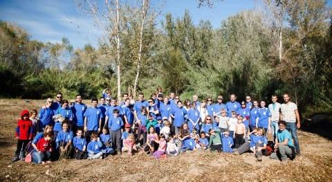"Global Omnium se suma campaña ""Mans al riu"", que mejora calidad municipios"