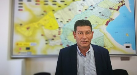 "Manuel Martínez: "" injusticia hídrica regantes se debe falta infraestructuras"""