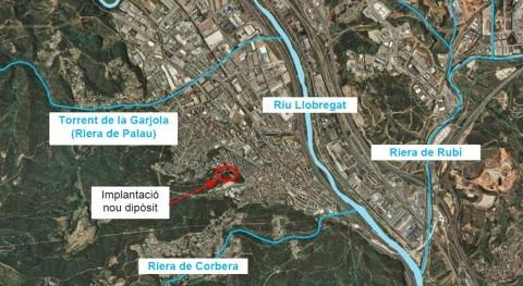 información pública garantía suministro agua Sant Andreu Barca