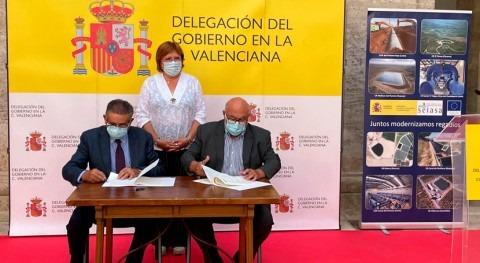 MAPA destina 3,1 millones euros modernizar regadíos Acequia Real Júcar