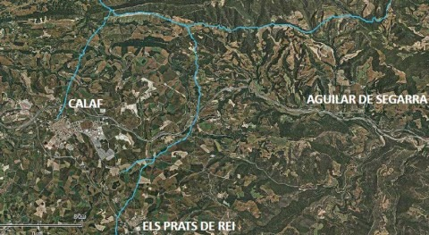 Calaf, Prats Rey y Aguilar Segarra se unirán red abastecimiento Ter-Llobregat