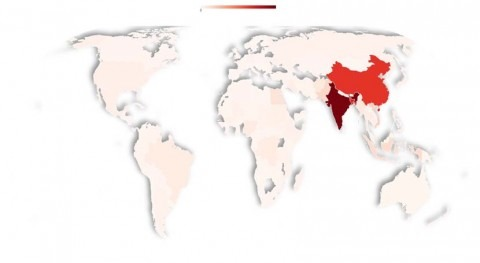 Más 20 millones personas mundo afectadas riesgo inundaciones