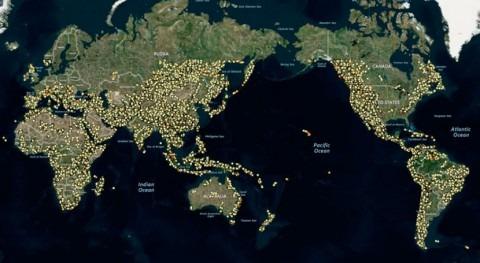 estudio identifica 530.000 posibles emplazamientos centrales hidroeléctricas bombeo