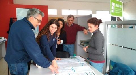 Uruguay releva información realizar mapas riesgo inundaciones