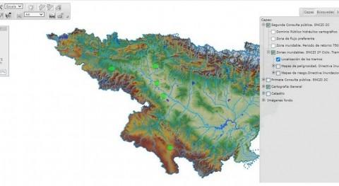 consulta pública nuevos mapas peligrosidad y riesgo Demarcación Ebro