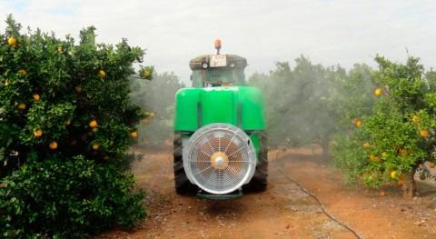 Serie Ozotrack, desinfección natural agricultura