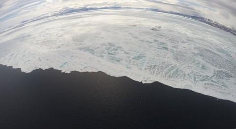 falta hielo Ártico muestra urgencia luchar cambio climático