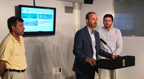 Murcia extrema vigilancia Mar Menor aumento temperatura agua