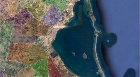 regantes Campo Cartagena queremos recuperación Mar Menor