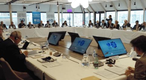 ANEAS es electa Comité Directivo 8° Foro Mundial Agua