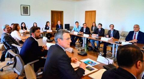 Administración turca agua elige España como modelo planes hidrológicos cuenca